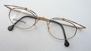 Sonnenbrillen Pass Brille Metallbrille Fassung Balkenbrille Extrem Ausgefallen Farbig Grösse L GroßE Vielfalt