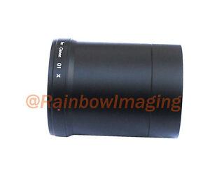 58mm Metal Filter Macro Ring-Light MT-14EX MT-24EX Adapter CANON PowerShot G1 X