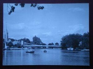 POSTCARD-BUCKINGHAMSHIRE-MARLOW-BRIDGE