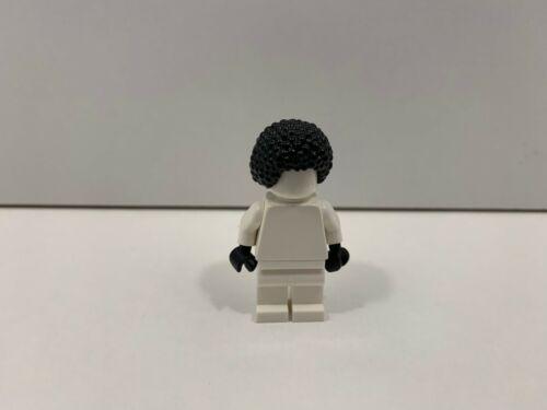 LEGO ® Minifiguren Zubehör Sammelserie Haare Afro Bubble Style Clown schwarz