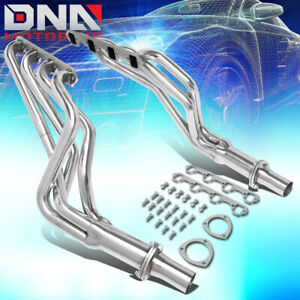 For 64-70 Ford Mustang 260-351 Windsor Stainless Steel Exhaust Header Manifold