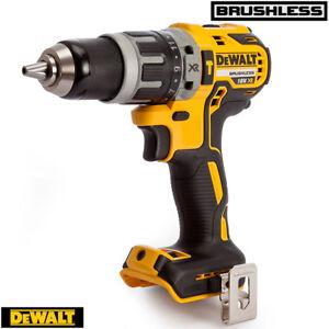 Dewalt-DCD796N-18-V-Li-Ion-XR-Sin-cable-Sin-escobillas-2-Velocidad-Taladro-Combi-Solo-Cuerpo