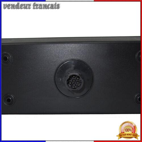 2x IVECO DAILY 06 CAMION CAISSE FEUX ARRIERE DROIT et GAUCHE NEUF de France