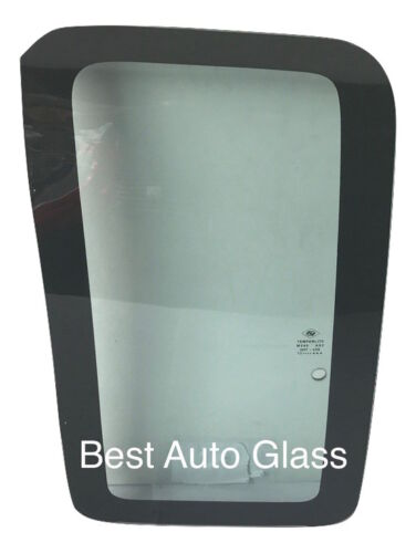 850 Pick Up 2Door Extended Driver Side Rear Left Quarter Window Glass 86-97 Nis