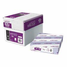 Domtar Custom 20 Lb Cut Sheet White Copy Paper 8 12 X 11 1 Ream Dmr851191
