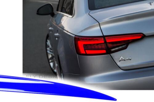 Audi A4 Quattro SLIM SCHWARZ haube kotflügel lip spoiler sport seitenschwellern