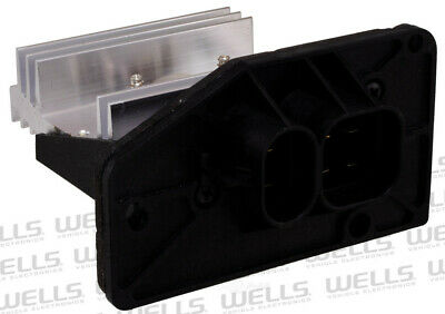 HVAC Blower Motor Resistor WVE BY NTK 4P1403