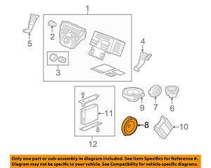 image is loading acura-honda-oem-09-14-tl-stereo-audio-