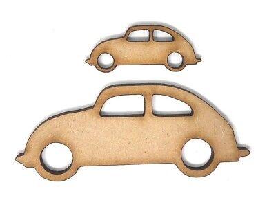 Car Craft Vw >> Bubble Car Craft Shape Vw Beetle Wooden Mdf Design Beetle Style Car Craft Idea Ebay