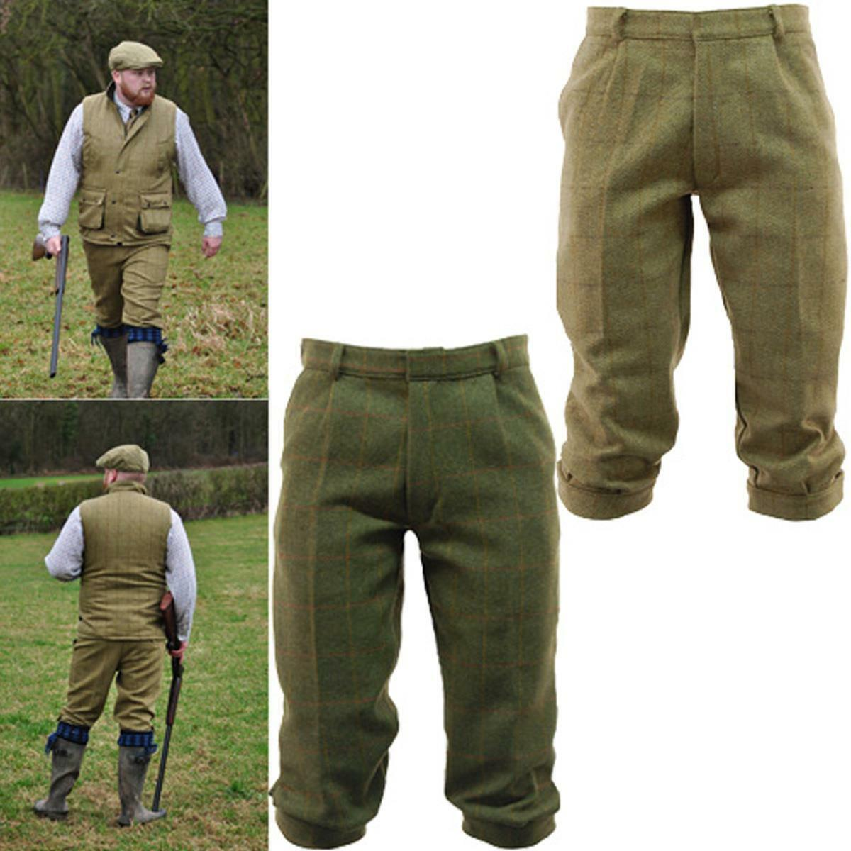 Sherwood Forest Men/'s Windsor Breeks Trousers Hunting Shooting Fishing