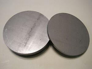 ".5/"" 1//2/"" Steel Plate Round Circle Disc 6/"" Diameter A36 Steel"