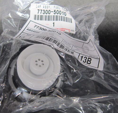 GENUINE 2003 TOYOTA HIGHLANDER ORIGINAL FUEL CAP ASSEMBLY PART 7730050010