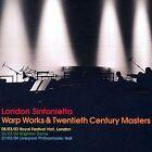 Warp Works & 20th Century by London Sinfonietta (CD, Feb-2008, 2 Discs, Warp Records)