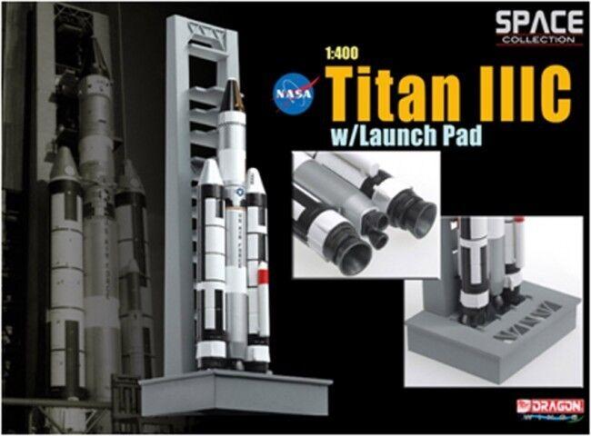 Rocket Rocket Rocket TITAN IIIC + Lanzamiento Alfombrilla d21356