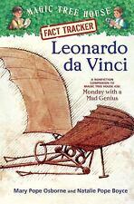 Magic Tree House Fact Tracker #19: Leonardo da Vinci: A Nonfiction Com-ExLibrary