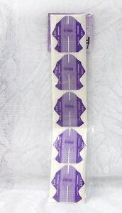 Image Is Loading Opi Acrylic Nail Free Form Forms 50ct