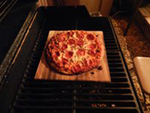 18 x 18 x 1 Commercial Pizza Stone