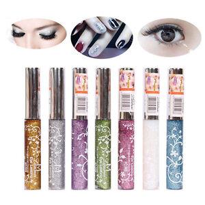 astilla-desgaste-Purpurina-Delineador-de-ojos-Resistente-Al-Agua-Liquido
