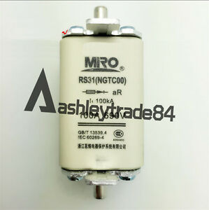 MRO RS31-100A Fast Acting Fuse aR 100Amp NGTC00 690V (100A)
