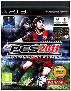 VIDEOGIOCO-PS3-SONY-PES-2011-PRO-EVOLUTION