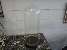ANCIEN GLOBE DE MARIEE ,VIERGE,STATUE N°2