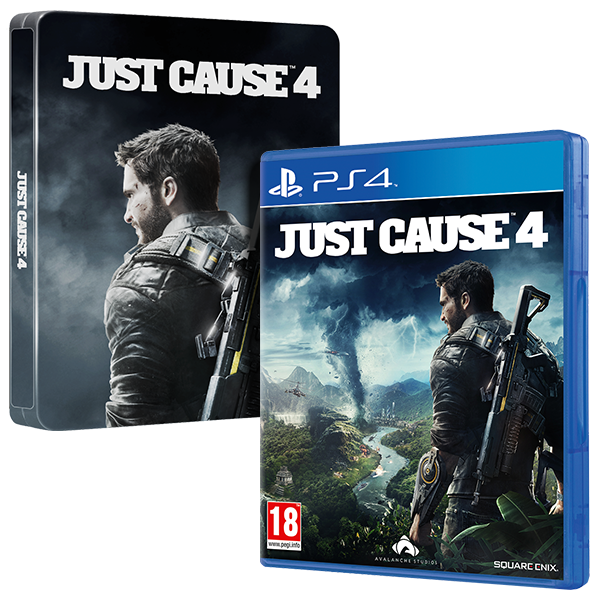 Just Cause 4 PS4, Vale a Pena Jogar o Game?