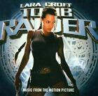 Tomb Raider Music From Motion Picture Soundtrack OST CD Album 2001