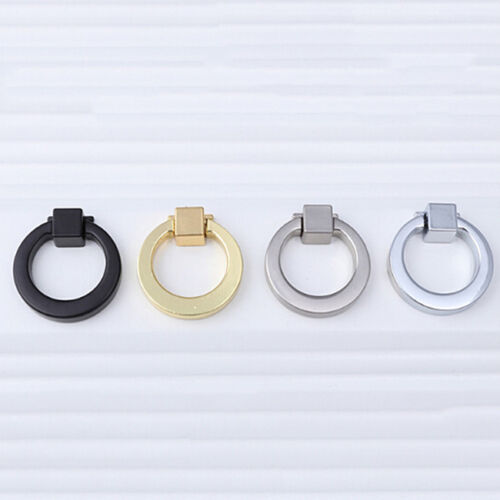 Cabinet Knobs Pull Ring for Drawer Cupboard Door Furniture Handle Furniture RE