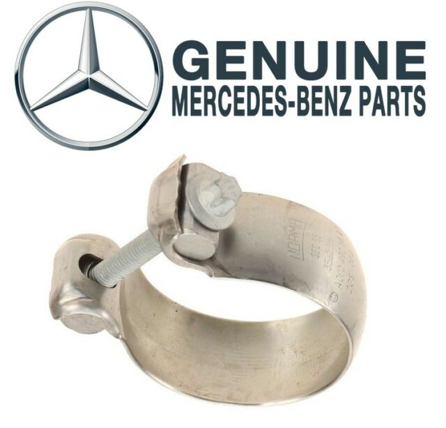 Genuine Mercedes-Benz Central Exhaust Clamp 60mm A0004901341  NEW