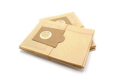 10x Staubsaugerbeutel Papier für Siemens Edition 150 Siemens F