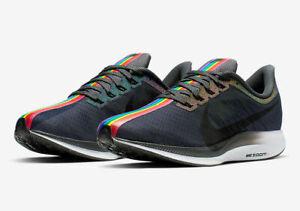 Dettagli su È vero Nike Zoom Pegasus 35 Love Pride Rainbow Turbo Gay Uomini Scarpe CK1948 001 mostra il titolo originale