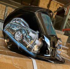 New Listingtrue Color Auto Darkening Welding Helmet Arctig Mig Mask Grinding Welder Hood