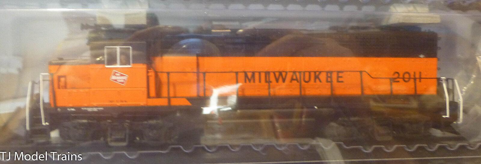 Atlas HO  10001712 Milwaukee Road  Hiawatha   Rd  2011  w/ESU Sound & DCC