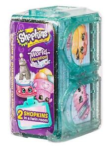Shopkins-Series-8-World-Vacation-Europe-2-Pack-Blind-Box-New-Un-opened-Package