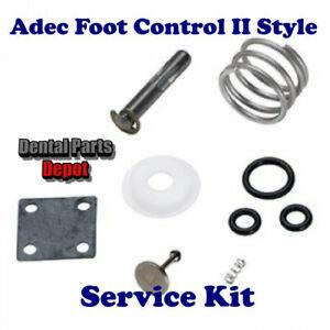 Adec Foot Control II Repair Kit (DCI #9049)