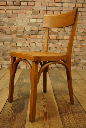 50er Frankfurter Chaise de cuisine bar chaise chaise en bois salle à manger chaise no 6