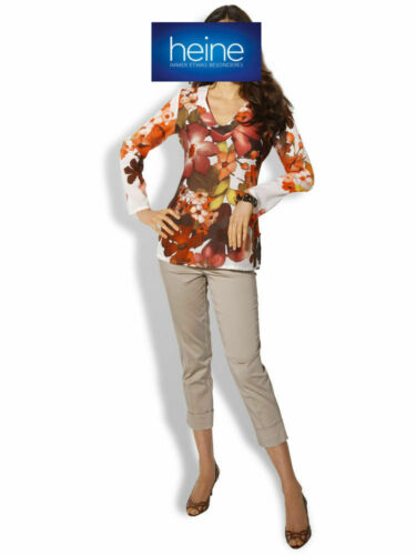 NEU!! Tunika ASHLEY BROOKE by heine KP 49,90 € /%SALE/% Blumen-Print