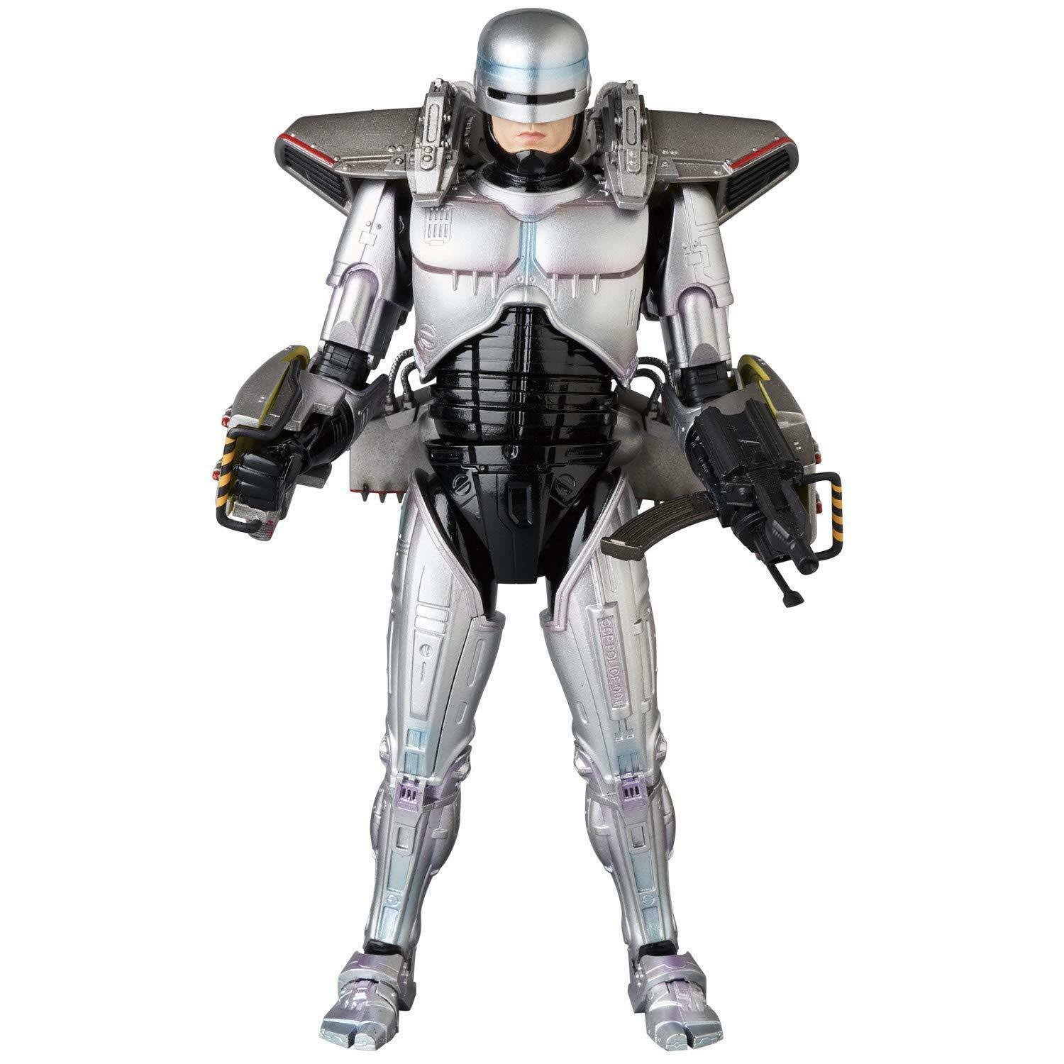 Medicom Toy MAFEX RoboCop 3 Japan version