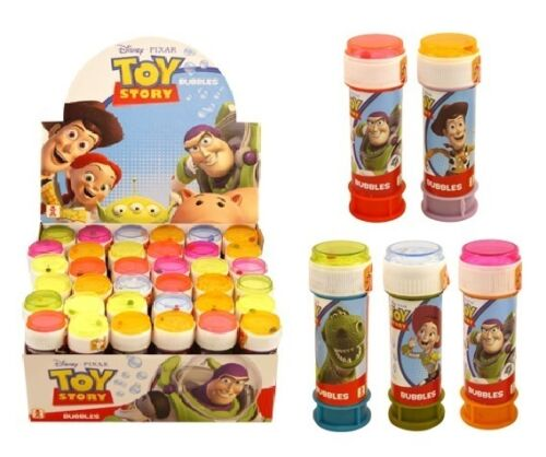 TOY STORY Choose Amount Kids Party Bag Filler Loot Toys Disney BUBBLES