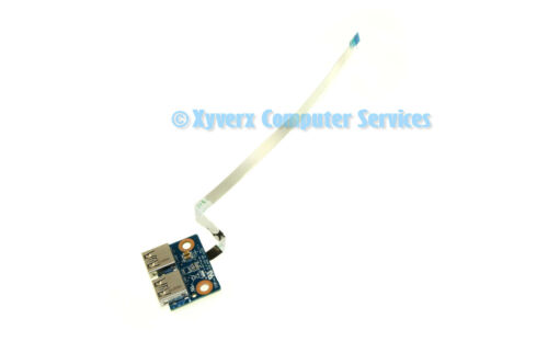 12922548-00393 GENUINE ORIGINAL TOSHIBA USB BOARD W// CABLE CARD P55T SERIES
