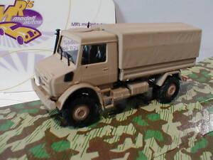 Busch-military-51020-Mercedes-Unimog-u5023-en-034-beige-034-1-87-nuevo