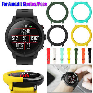 Watch-Band-Case-22mm-Strap-Full-Cover-For-Xiaomi-Huami-Amazfit-Pace-Stratos