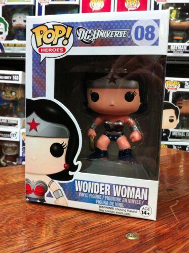 Wonder Woman New 52 Funko Pop Vinyl EXPERT PACKAGING