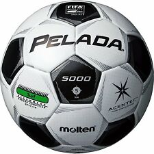 Molten Japan Football Soccer Ball PELADA ACENTEC 5000 Turf FIFA Approved Size:5