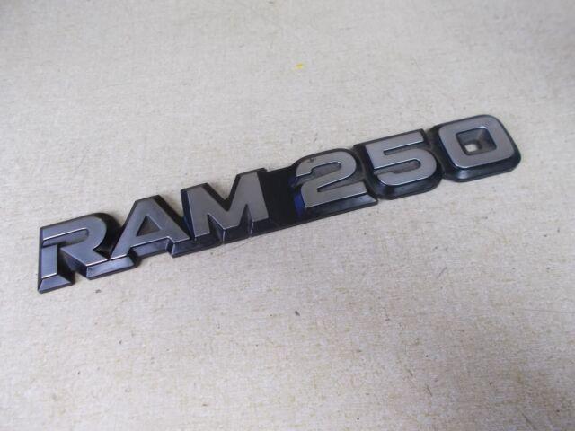 Oem Factory Genuine Stock Dodge Ram 1500 Door Emblem Badge Decal