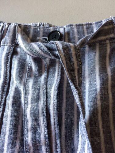 M/&S Collezione Donna Lino Mix Pantaloncini Taglia 12 nuovo senza etichetta