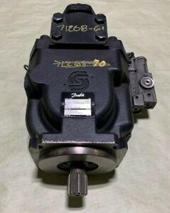 Danfoss Series 45 Axial Piston Pump, FRL074BLB2830N