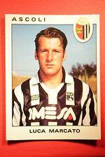 Panini Calciatori 1991/92 1991 1992 N. 7 ASCOLI MARCATO OTTIMO!!!