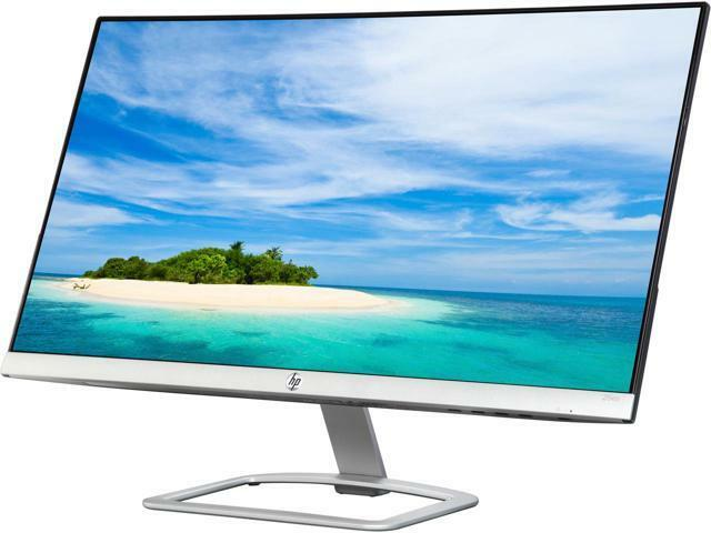 "HP 25es 25"" 7 ms (GTG) HDMI Widescreen LED Backlight IPS Monitor"
