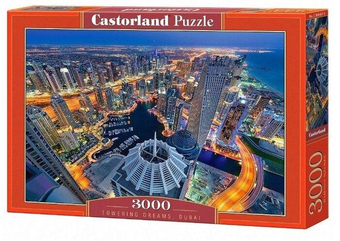 Castorland puzzle 3000 - dubai